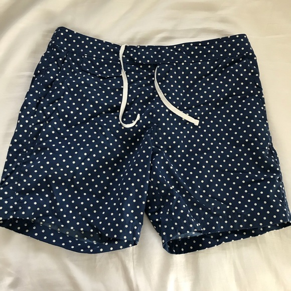 14b4798984 J. Crew Swim | J Crew Mens Shorts Blue Size 32 | Poshmark